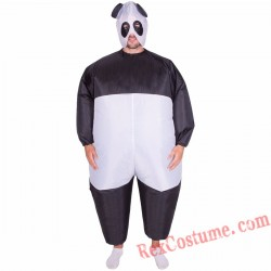 Adult Inflatable blow up Panda Costume