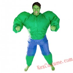 Adult Inflatable blow up Hulk Costume