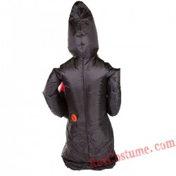 Adult Inflatable blow up Grim Reaper Costume
