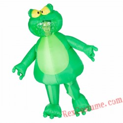 Adult Inflatable blow up Frog Costume