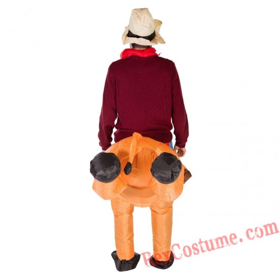 Adult Inflatable blow up Bull Costume