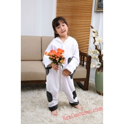 Big Hero Baymax Kigurumi Onesie Pajamas Cosplay Costumes for Kids