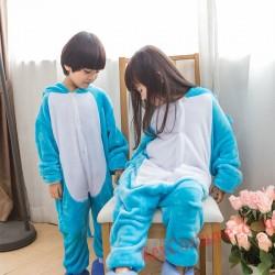 Elephant Kigurumi Onesie Pajamas Cosplay Costumes for Kids