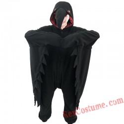 Adult crow Kigurumi Onesie Pajamas Cosplay Costumes