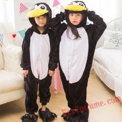 penguin Kigurumi Onesie Pajamas Cosplay Costumes for Kids