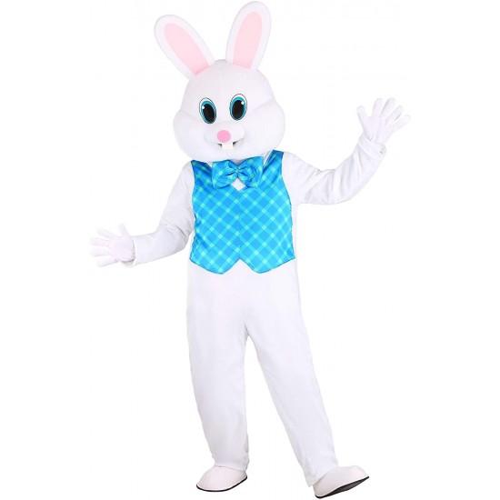 Easter Rabbit Bunny Mascot Costume Bunny Costume