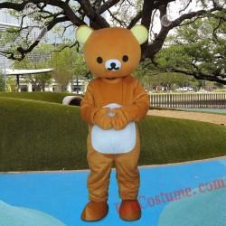 Bear Mascot Costume For Adults
