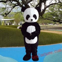 Panda Mascot Costume For Adults
