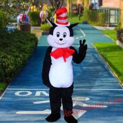 Magic Cat Mascot Costume For Adults