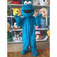 Sesame Street Monster Mascot Costume For Adults