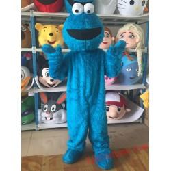 Sesame Street Monster Mascot Costume For Adults