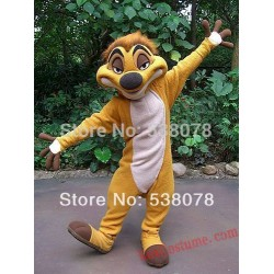 High Quality Timon Mascot Costume Timon Adult Outfit Suit