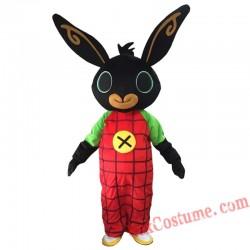 Rabbit Bing Mascot Costume