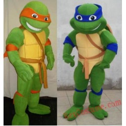 Turtle Shells Turtle Mascot Costumes Unisex Cartoon Costume