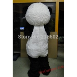 Adult Giant Panda Mascot Costume