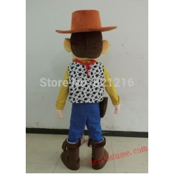 Woody Cartoon Mascot Costume Cartoon Mascot for Adult