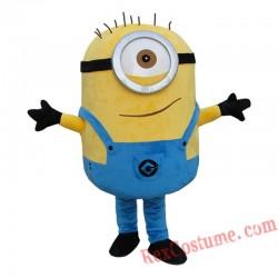 Minions Mascot Costume for Adult