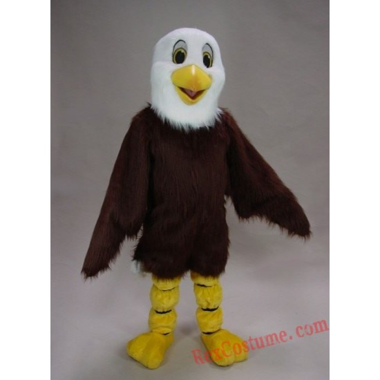 Bird Eagle Mascot Costume for Adult Outfit Suit