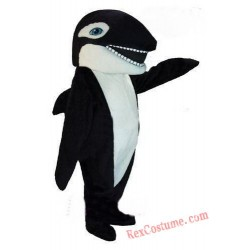 Sea Animal Dolphin Mascot Costumes for Adults