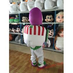Buzz Lightyear Cartoon Mascot Costume Carnival Character Suit