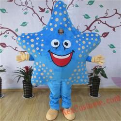 Sea Star Sea Animal Mascot Costume for Adult