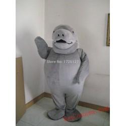 Manatee Sea Cow Sea Animal Mascot Costume