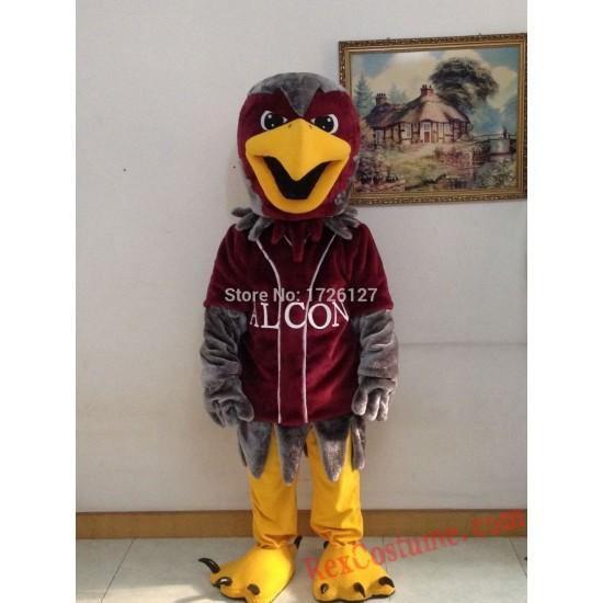 Bird Falcon Hawk Eagle Mascot Costume for Adult