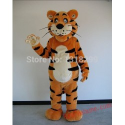 Haven Rory The Tiger Mascot Costume for Adult