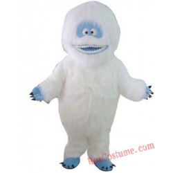 Bumble Yeti Abominable Snowman Mascot Costume for Adult