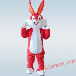 Cheap Bunny Rabbit Mascot Costume for Adult