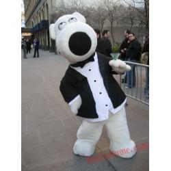 Dog Mascot Costume for Adult