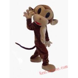 Monkey Mascot Costume for Adult