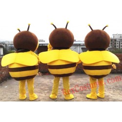 Bee Mascot Costume for Adult