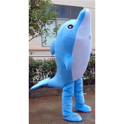 Dolphin Mascot Costume for Adult