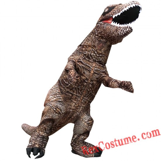 Dinosaur Inflatable Costume T-rex Costume