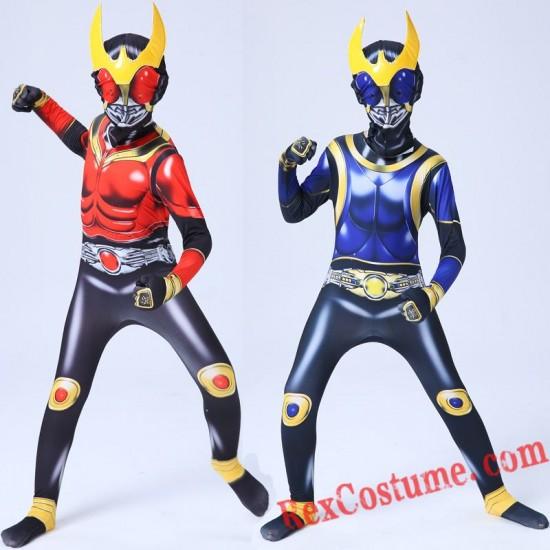 Kamen Rider Kids Cosplay Costume