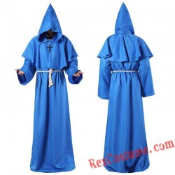Priest Wizard Robe Costume